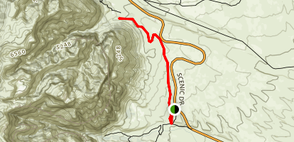 Dale's Trail Map