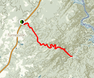 Panther Creek Trail Map