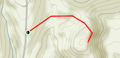 Robbers Roost Trail Map