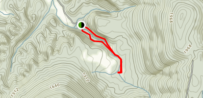 The Pocket Trail Map