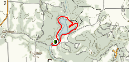 South Riverview Loop Map