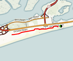 Jones Beach Boardwalk Map