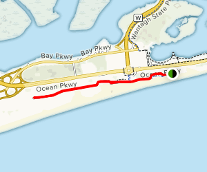Jones Beach Map Jones Beach Boardwalk   New York | AllTrails
