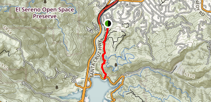 Jones Trail Map