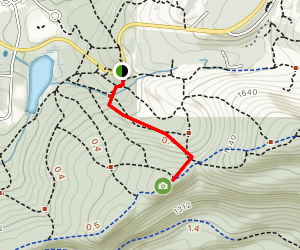 Rock with a View Trail Map