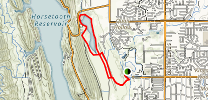 Pineridge Trail Map