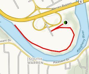 Clifford R. Betts Park Map