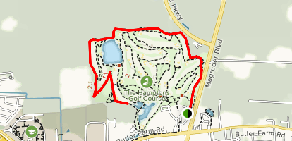 The Matteson Trail Map