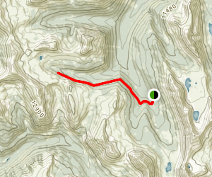 Alpine Tunnel Trail Map