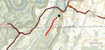 Bluff Trail Map