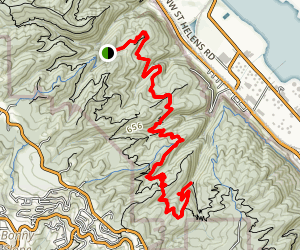 Maple Trail Map