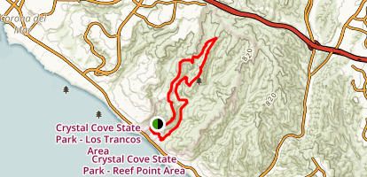 Rattlesnake Loop Trail Map
