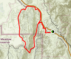 Soapstone Loop Trail Map