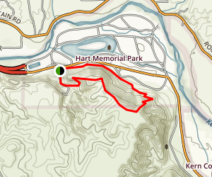Hart Park Trail Map