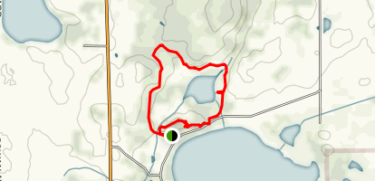 Lake Maria Trail Map