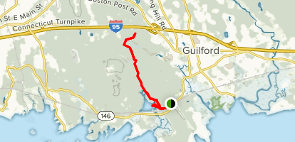 Lost Lake White Trail - Connecticut | AllTrails