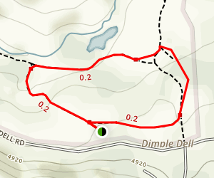 Centennial Loop Trail Map