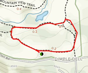 Centennial Loop Trail - Utah | AllTrails on map of city of centennial services, map of columbia park, map scale amusement park, map of picnic areas at hermann park,