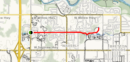 East West Pathway Map