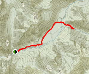 North Fork Skykomish Trail Map