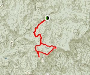 Springer Mountain Trail Map