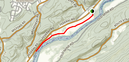 McDade Trail Map