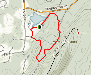 Camp Sloper Loop Map