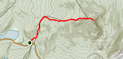 Belvidere Mountain Map