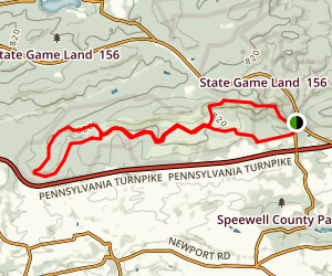 Conestoga Trail Map