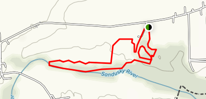 Unger Trail Map