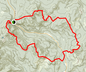 Grafton Notch Trail Map