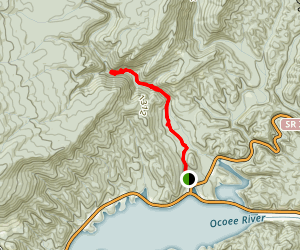 Scenic Spur Trail Map