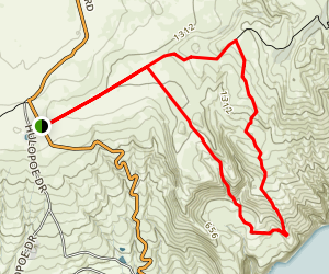 Munro Trail Loop Map