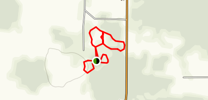 Sholom Park Trail Map