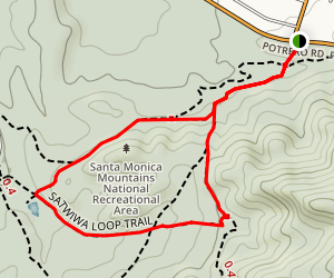 Wendy Trail Map