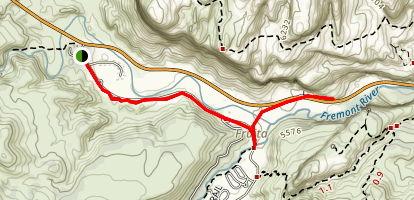 Fruita Trail Map