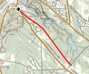 South Hill Recreation Way Map