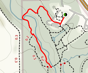 Lower Ridge Trail Map