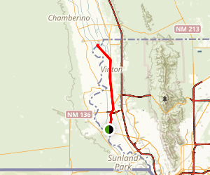 rio grande riverpark and trail system map