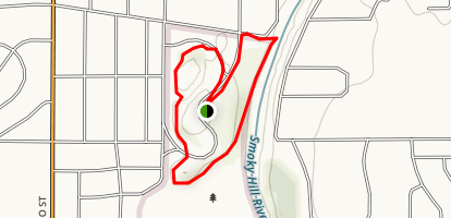 Indian Rock Trail Map