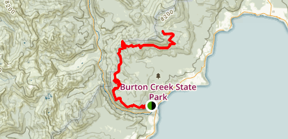 Mount Watson Trail Map
