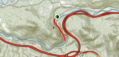 Coquihalla Historic Trails Map