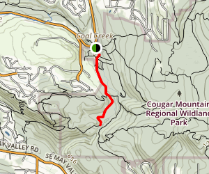 Wildside Trail Map