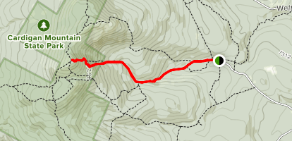 Holt Trail Map