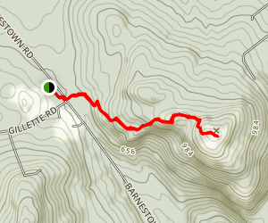 Bald Mountain Trail Map