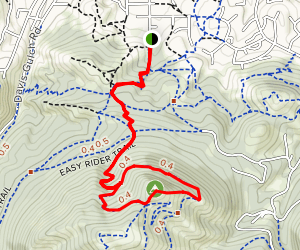 Mount Ascension Map