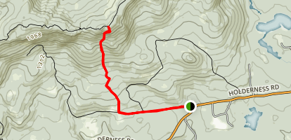 Doublehead Trail Map