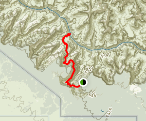Boucher Trail Map