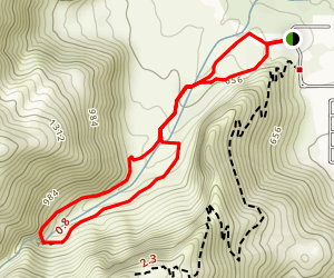 Tahquitz Canyon Loop Trail Map