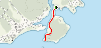 Timber Point Map